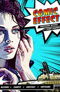 Comic Effect Photoshop Action Scripts