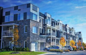 Chic Condominium - RF Stock Photo
