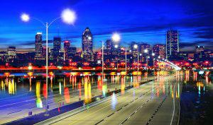 Montreal City Urban Montage 07 - RF Stock Photo