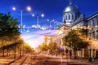 Bonsecour Market in Montreal - RF Stock Photo