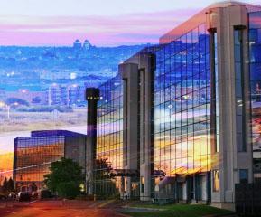 Colorful Urban Business - RF Stock Photo