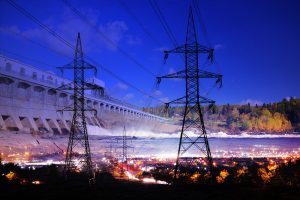 Electric Dam 01 - RF Stock Photo