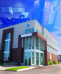 Modern Office Building - RF Stock Photo