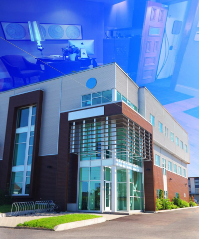 Modern Office Building - RF Stock Photo