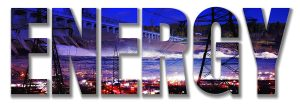 Energy Text - RF Stock Photo