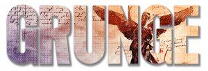 Grunge Text - RF Stock Photo