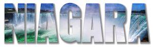 Niagara Text 2 - RF Stock Photo