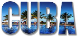 Cuba Text 1 - RF Stock Photo