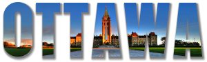 Ottawa Parliament Text 1 - RF Stock Photo