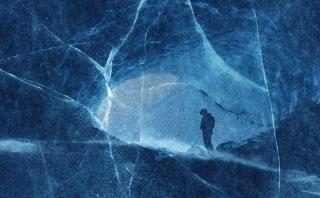 Unleashed Ice Age 01 - RF Stock Photo