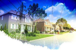 Residential Street Electrification on White